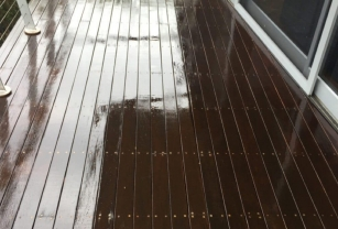 Full Circle Refinishing - Timber Deck Maintenance
