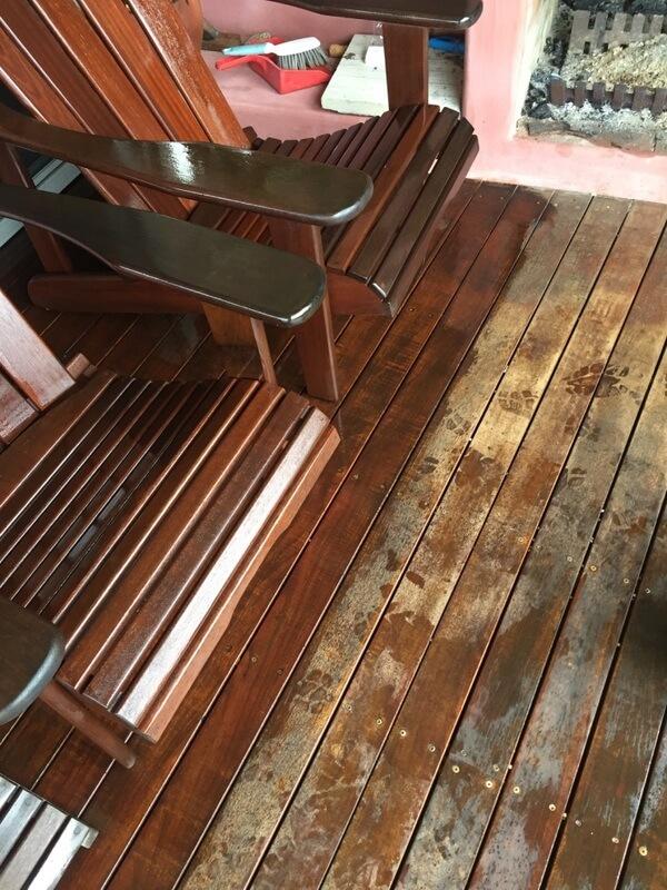 Full Circle Refinishing - Timber Maintenance