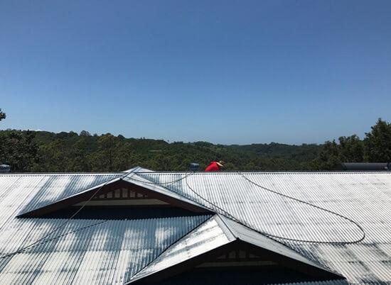 Full Circle Refinishing - House Roof Painting