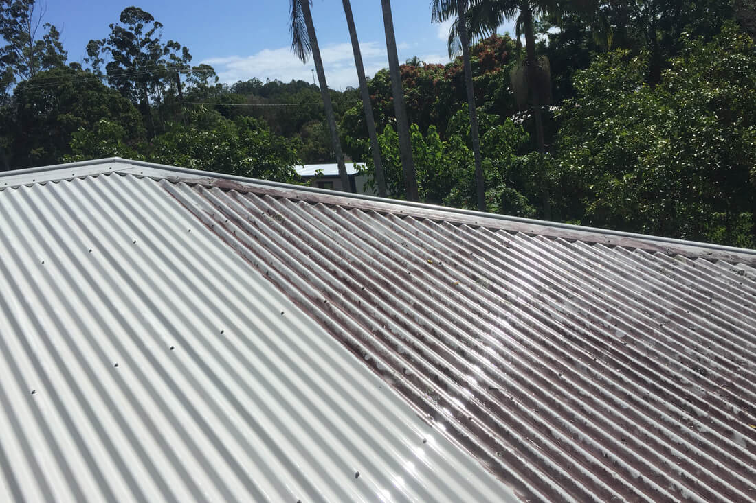 Full Circle Refinishing - Roof Cleaning