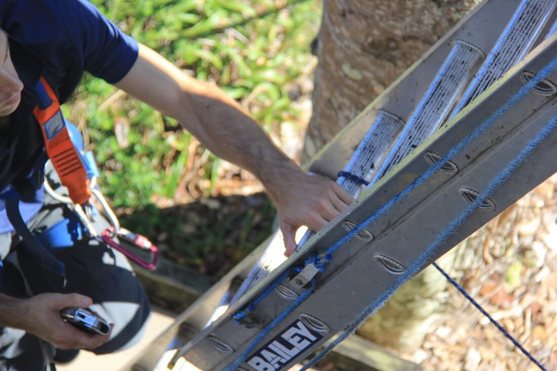 Full Circle Refinishing - Roof Cleaning Safety and Preparation