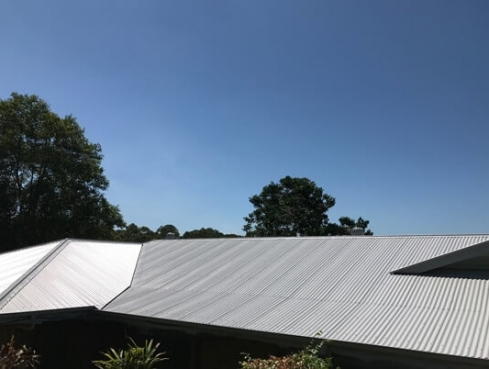 Full Circle Refinishing - Tin or Colorbond Roof Painting
