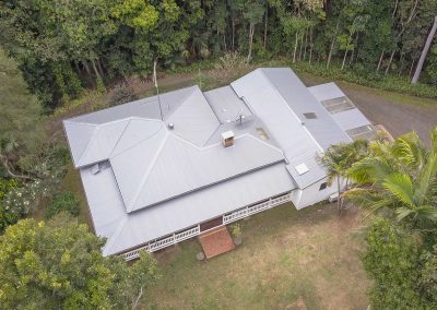Roof Cleaning After Tuntable Creek